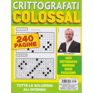 Crittografati colossal - n. 3 - bimestrale - agosto - settembre 2021 - 240 pagine