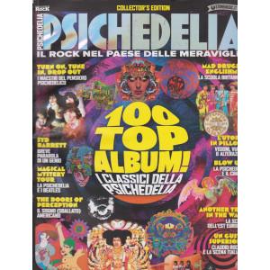 Classic Rock Extra Speciale - Psichedelia- n. 14 - bimestrale -marzo - aprile 2021