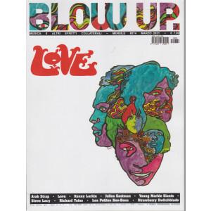 Blow Up Rock -   n. 274  - marzo 2021 - mensile -