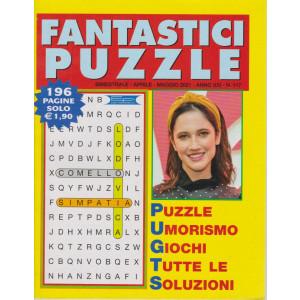 Fantastici Puzzle - n. 117 - bimestrale - aprile - maggio 2021 - 196 pagine