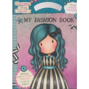 Color Artbook - Gorjuss -My fashion book -  n. 5 - 3/5/2021 - bimestrale -