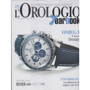 L'orologio yearbook - n. 9 - annuale -  2020/2021