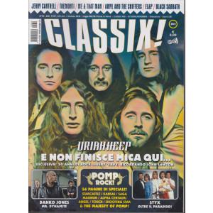 Classix!  - n. 69 - bimestrale -ottobre - novembre 2021