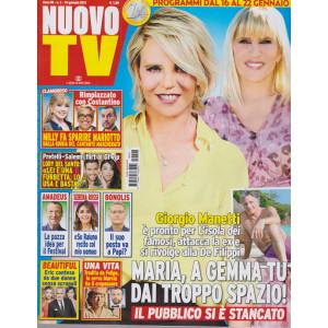 Nuovo Tv - n. 2 - 18  gennaio 2021 - settimanale