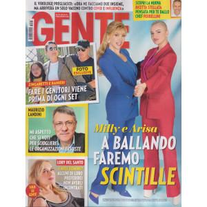 Gente - n.41 - settimanale -23/10/2021