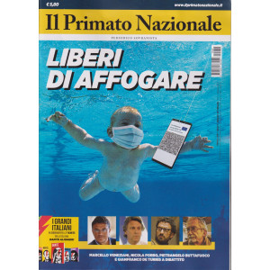 Il Primato Nazionale - n. 49 - ottobre  2021 - mensile