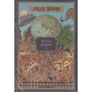 Jules Verne -Mathias Sandorf II -10/9/2021 - settimanale - copertina rigida