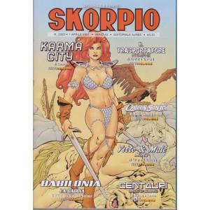 Skorpio - n. 2300 - 1 aprile  2021 - settimanale di fumetti