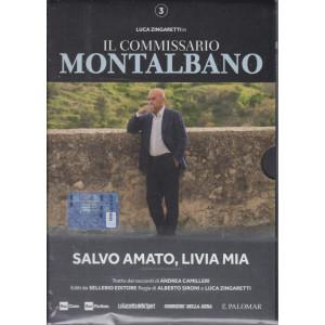 Il commissario Montalbano -Salvo amato, Livia mia - n. 3-