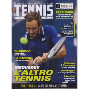 Il tennis italiano - n. 10 -ottobre  2021 - mensile