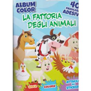 Toys2 Sticker Album color - La fattoria degli animali - n. 39 - bimestrale - 10 dicembre 2020