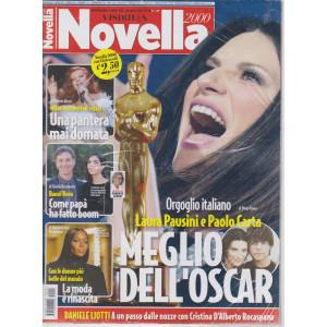 Novella 2000  - + Visto - n. 19 - settimanale -29 aprile 2021 - 2 riviste
