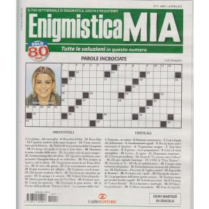 Enigmistica Mia - n. 17 -26   aprile  2021- settimanale