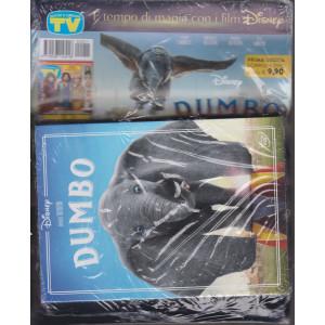 Sorrisi e Canzoni tv + dvd Dumbo - prima uscita - Sorrisi + dvd
