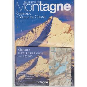 Meridiani Montagne - Grivola e Valle di Cogne - n. 44 - semestrale - 1/1/2021