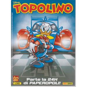 Topolino - n. 3416 - settimanale -12 maggio  2021