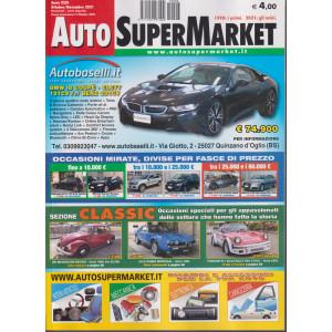 Auto Super Market  - n. 6 -ottobre - novembre  2021