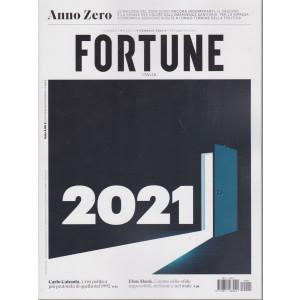 Fortune - n. 1 - gennaio 2021 - mensile