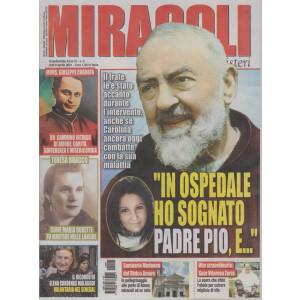 Miracoli e misteri - n. 5 - settimanale - 8 aprile 2021