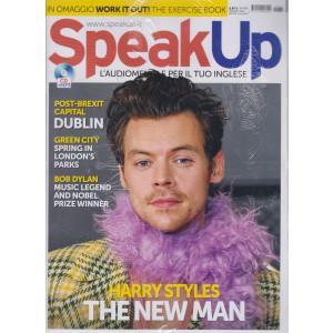 Speak Up - n. 434 -maggio    2021 - mensile - rivista + cd audio