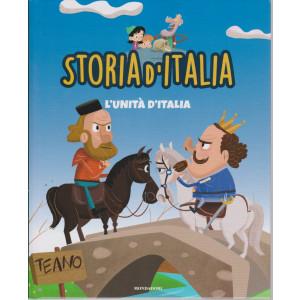 Storia d'Italia -L'unità d'Italia   - n. 36 -20/4/2021 - settimanale - copertina rigida