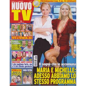 Nuovo Tv - n. 1 - 11 gennaio 2021 - settimanale