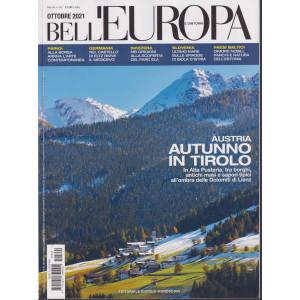 Bell'Europa e dintorni - n. 342 - ottobre  2021 - mensile