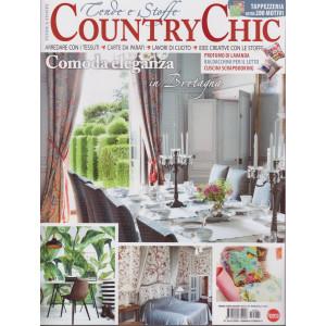 Country Chic - Tende e Stoffe -   - n. 62 - bimestrale -gennaio - febbraio 2021 -