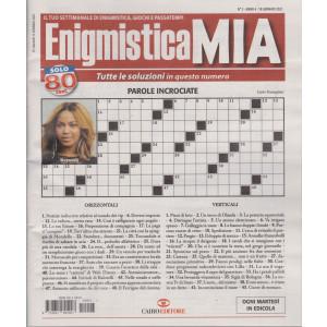 Enigmistica Mia - n. 3 - 18 gennaio 2021- settimanale