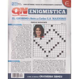 Enigmistica - n. 186 -20/9/2021- settimanale