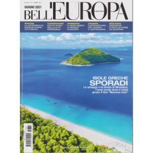 Abbonamento BELL'EUROPA (cartaceo  mensile)