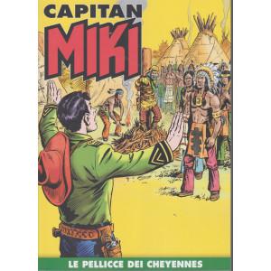 Capitan Miki  - n. 97 - Le pellicce dei cheyennes - settimanale
