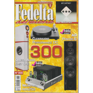 Fedelta' del suono -  - n.300 - mensile - febbraio 2021