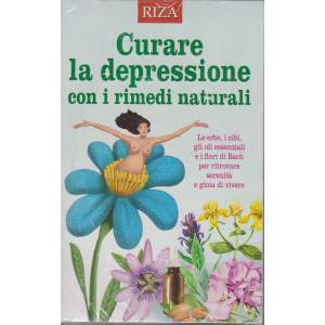 Riza Psicosomatica -Curare la depressione con i rimedi naturali-  n. 479 - gennaio 2021
