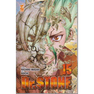 Dragon -n. 273 - Dr. Stone -  n. 15 -   - mensile - maggio  2021 - edizione italiana