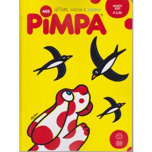 Pimpa - n. 403 - marzo 2021 - mensile