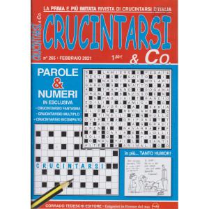 Crucintarsi & Co. - n. 265 - febbraio 2021 - mensile