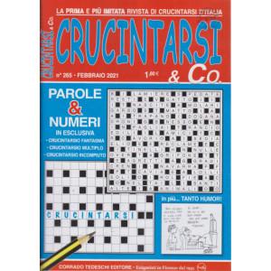 Abbonamento Crucintarsi e Co. (cartaceo  mensile)
