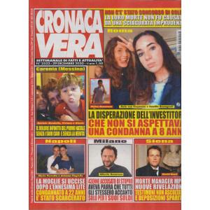 N.Cronaca Vera - n. 2522- 29 dicembre 2020 - settimanale di fatti  e attualità