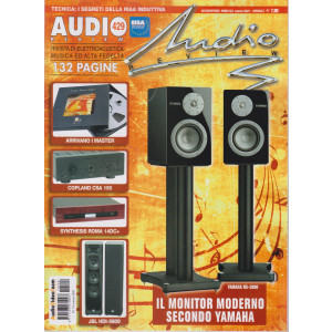 Audio review - n. 429 - mensile - marzo 2021 - 132  pagine