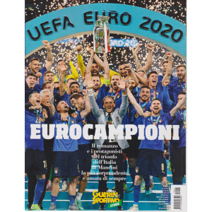 Guerin Sportivo Storie - Uefa Euro 2020 - Eurocampioni