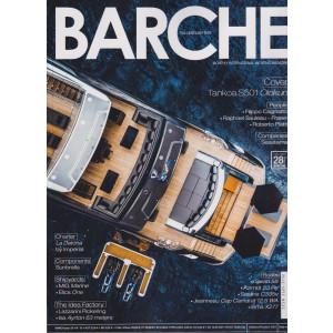 Barche - n. 10 - mensile -ottobre -  2021 -italiano - inglese
