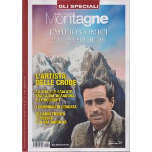 Gli speciali di Meridiani Montagne -Emilio Comici e le Alpi Giulie - bimestrale - ottobre  2021 - n. 30