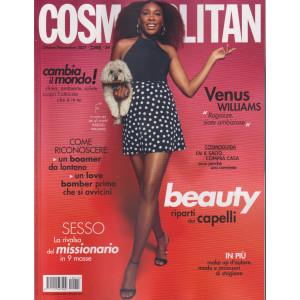 Cosmopolitan - n. 11 - ottobre - novembre  2021 - mensile