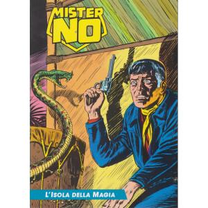 Mister No  -L'isola della magia -  n.23 - settimanale -