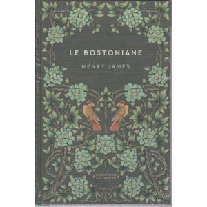Storie senza tempo  - Le bostoniane - Henry James - - n. 45 - settimanale -30/1/2021 -  copertina rigida