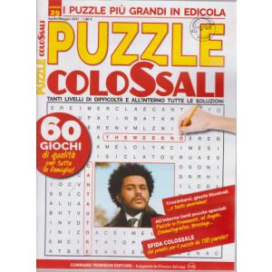 Abbonamento Puzzle Colossali (cartaceo  mensile)