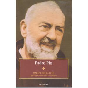 I Libri di Sorrisi 2 - n. 28- Maestri della fede - Padre Pio- 11/6/2021- settimanale -128 pagine