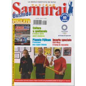 Samurai - Bushido - Pugilato - n. 1 - gennaio 2021 - 80 pagine