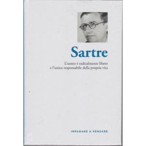 Imparare a pensare -Sartre- n. 19 - settimanale -3/6/2021 - copertina rigida